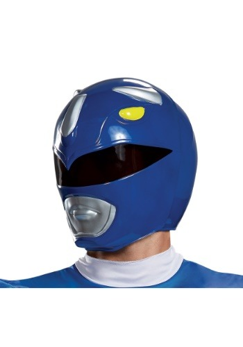 Adult Blue Ranger Helmet
