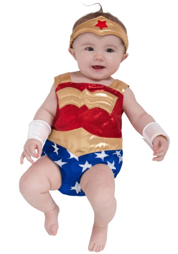 Newborn Wonder Woman Costume