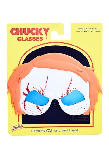 Chucky Child's Play Sunglasses