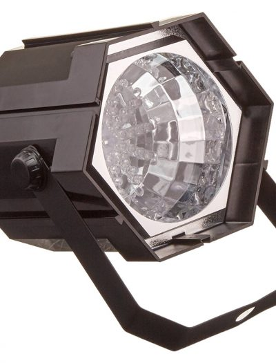 LED Strobe Light with Colored Lenses