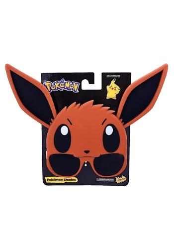 Pokemon Adult Eevee Sunstaches Sunglasses