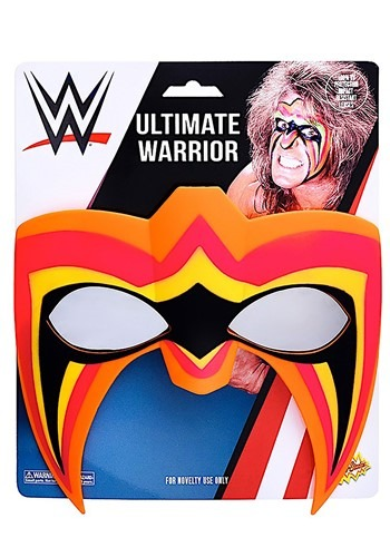 WWE - Ultimate Warrior Glasses